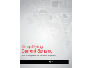 Free current sensing e-book