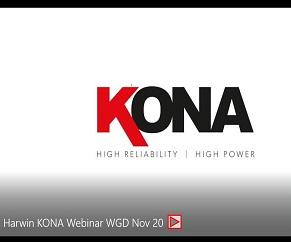Harwin Kona launch webinar