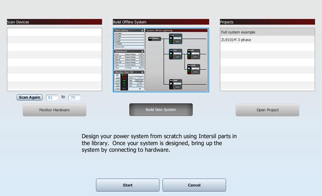 Drag and Drop GUI simplifies power management in digital