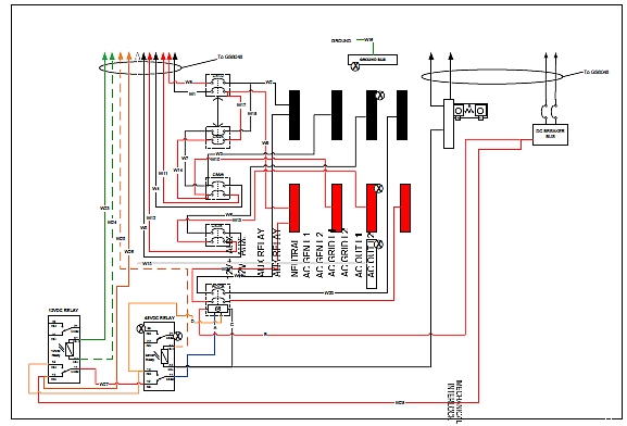 [QNCB_7524]  Add battery back-up power option to existing grid-tied PV and solar systems | Outback Radian Wiring Diagrams |  | eeNews Power