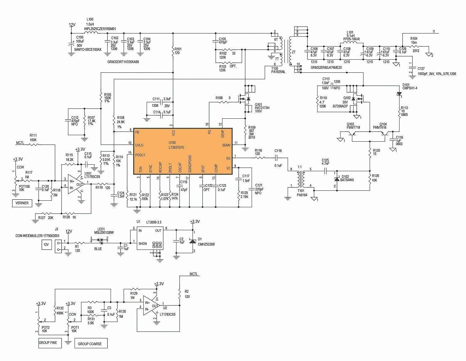 Build An Electronic Battery Simulator Eenews Power Reed Switch Controls Operational Amplifier Circuit Diagram For Computerized Voltage Control The Op Amp Signals Can Be Replaced With Dacs Such As 16 Channel Ltc2668 Figure 4 Complete Cell Schematic