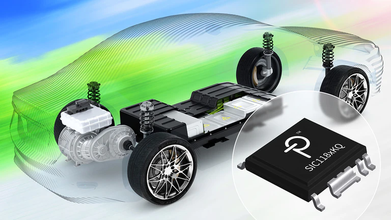 Up to ±8-A peak output drive current enables the SIC1182KQ and SIC1181KQ to drive devices with nominal currents of up to 600/800 A (typical). (Source: Power Integrations)