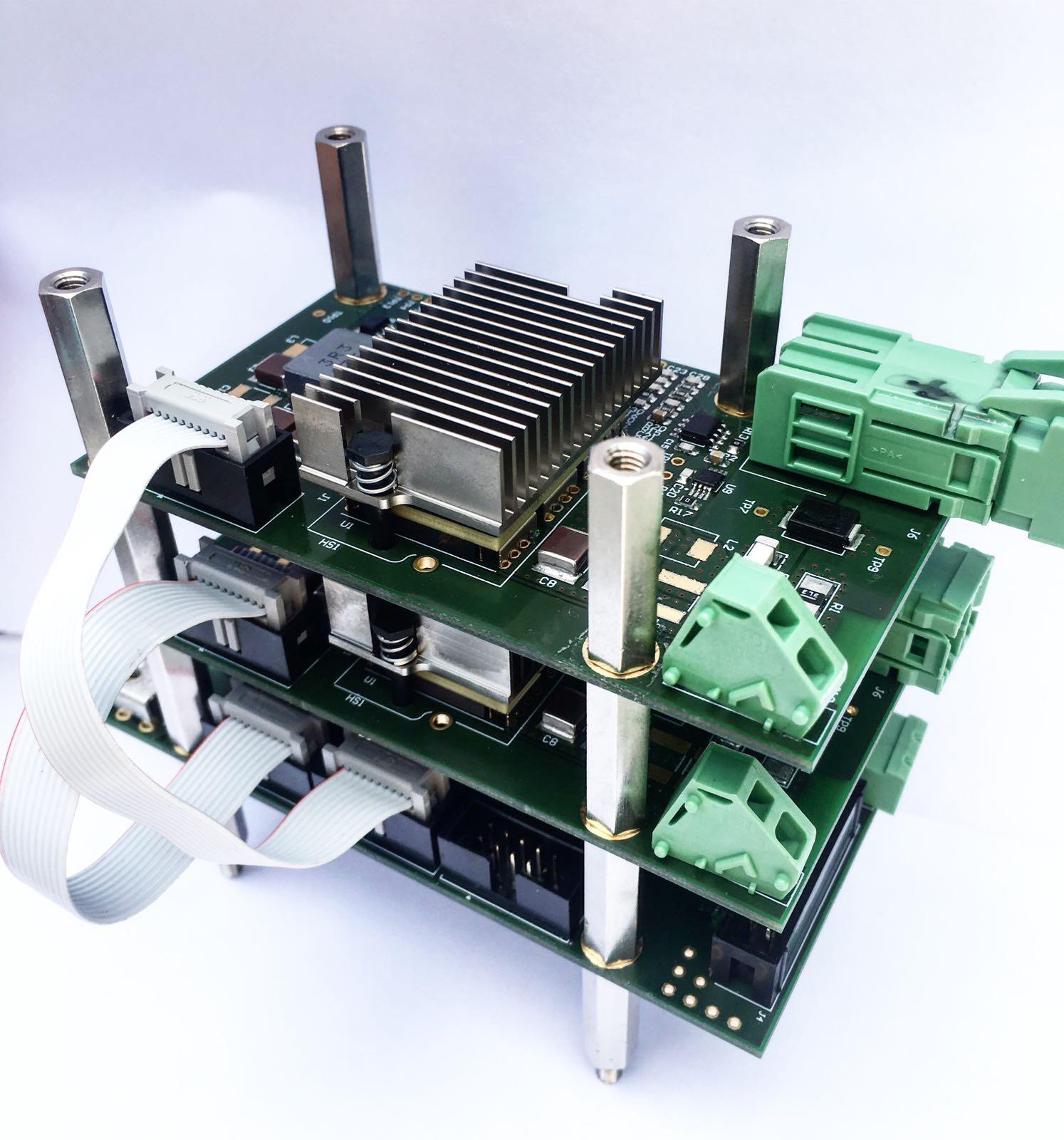 Vicor FPA module