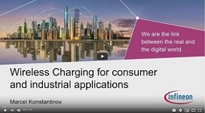 Wireless charging - Consumer / industrial applications