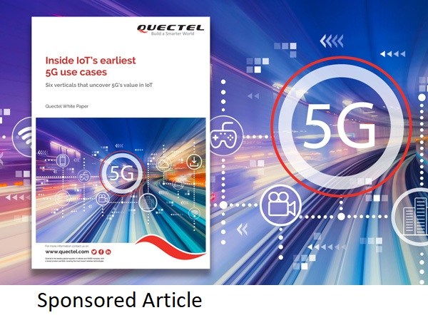 The first 5G IoT use cases emerge