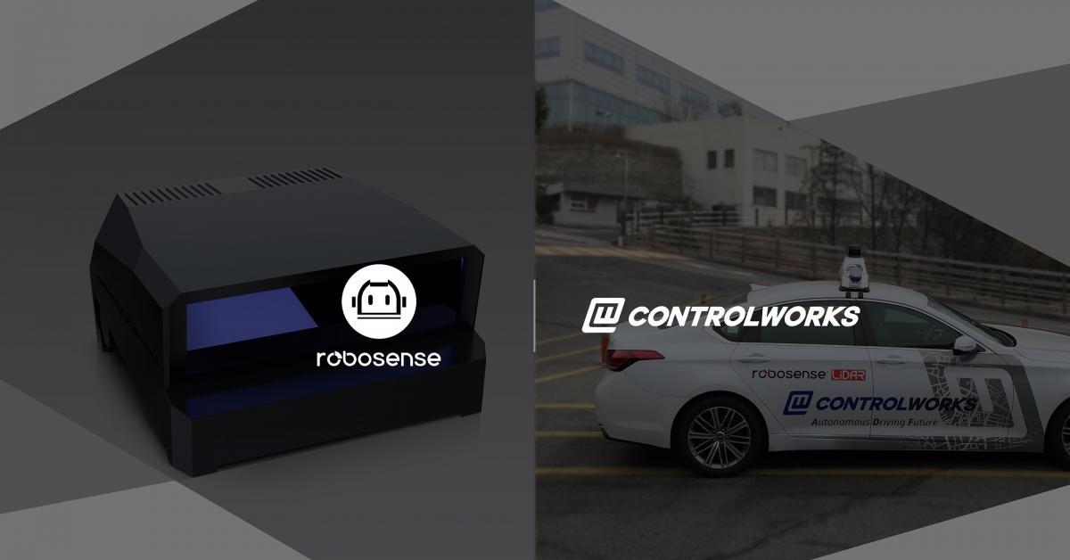 Targeting Korean Carmakers Robosense Partners With