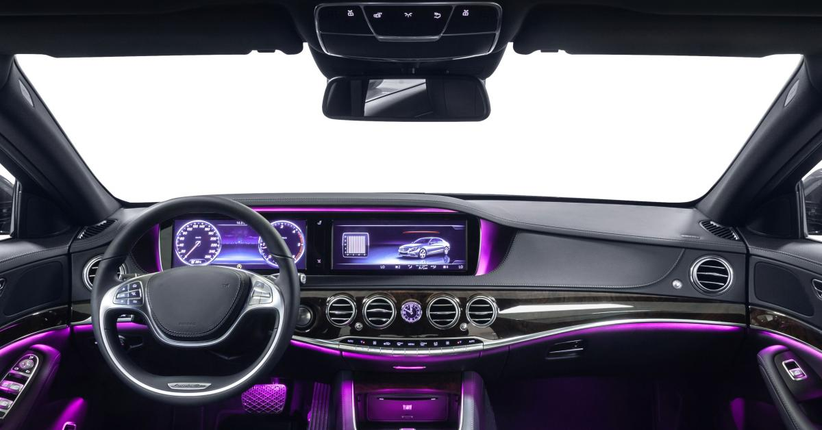 Cur Developments And Challenges In Led Based Vehicle