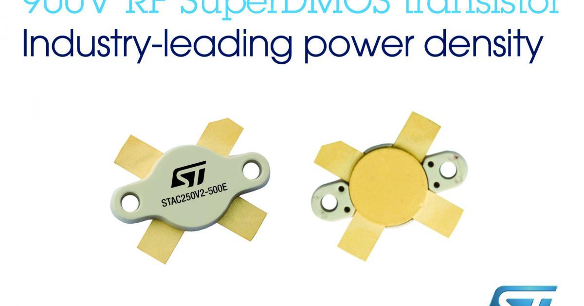 600w 250v Rf Power Transistors For Class E Psus