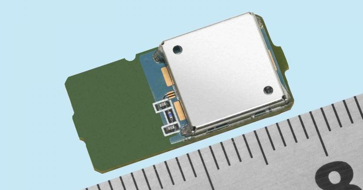 Five leading Japanese ODMs unveil nRF51822 SoC RF modules