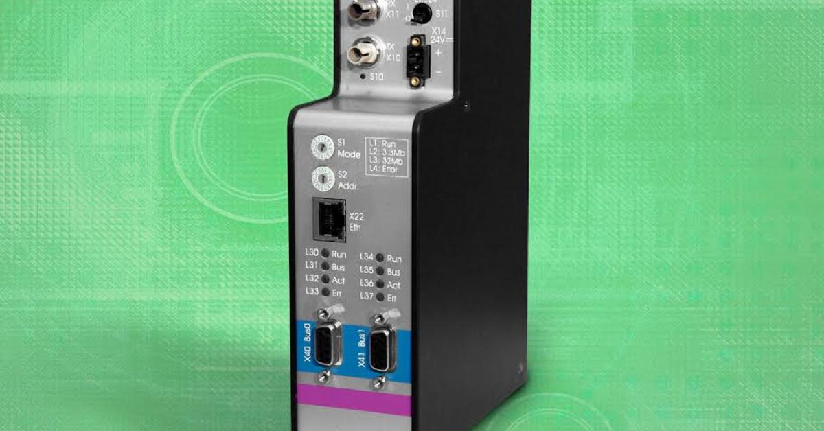 Profibus Sniffer Enables Real Time Advanced Diagnostic