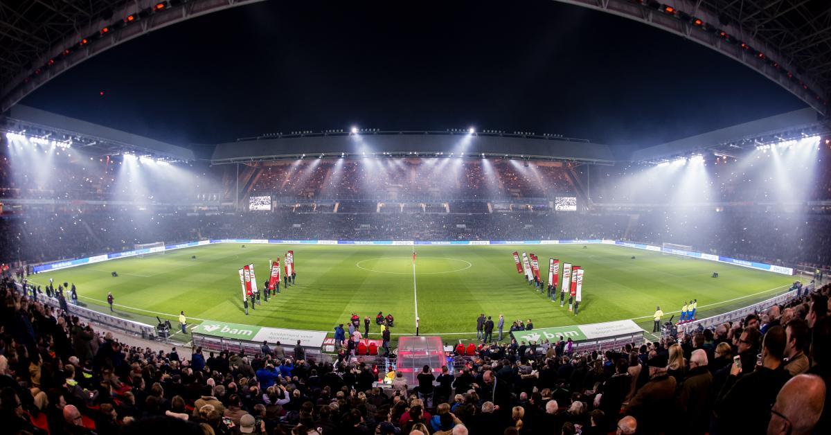 PSV introduce LED lighting to Dutch premier league ...