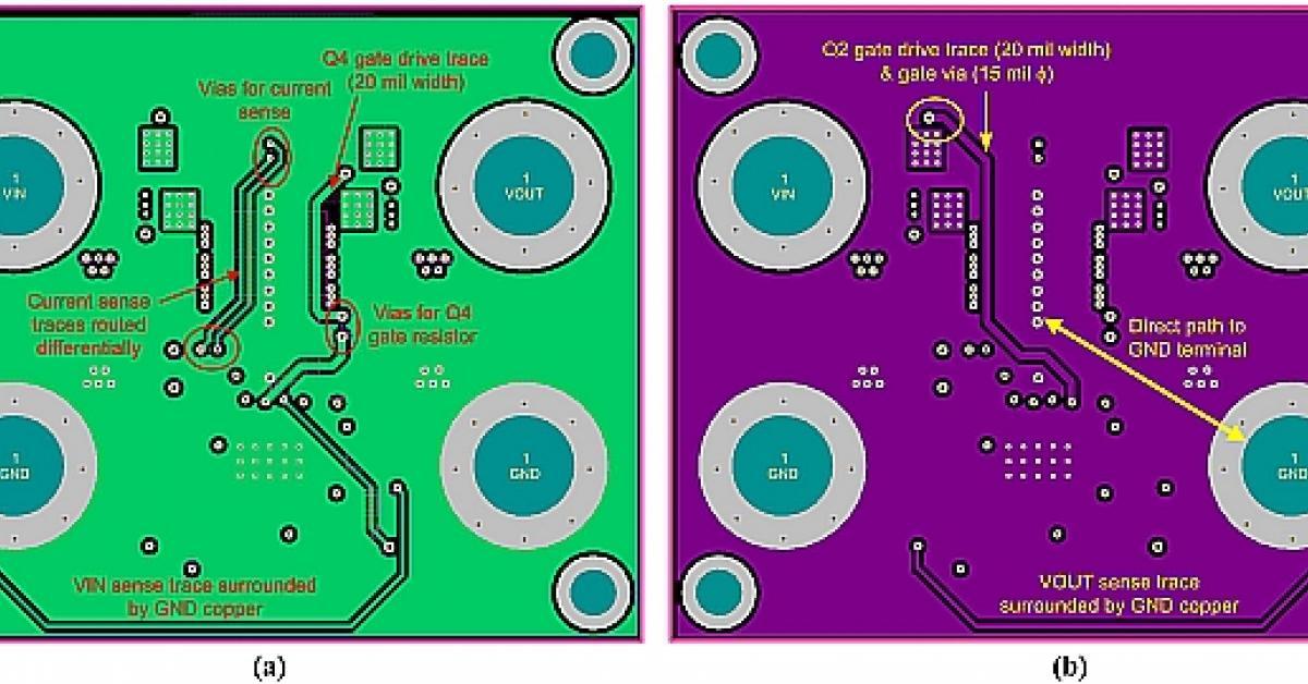 DC/DC converter PCB layout, Part 3