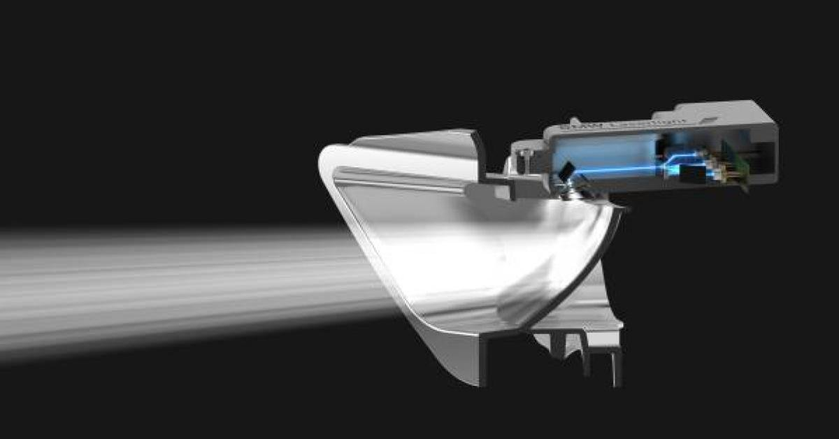 Bmw Brings Laser Light To Mass Market In 7 Series Eenews Automotive