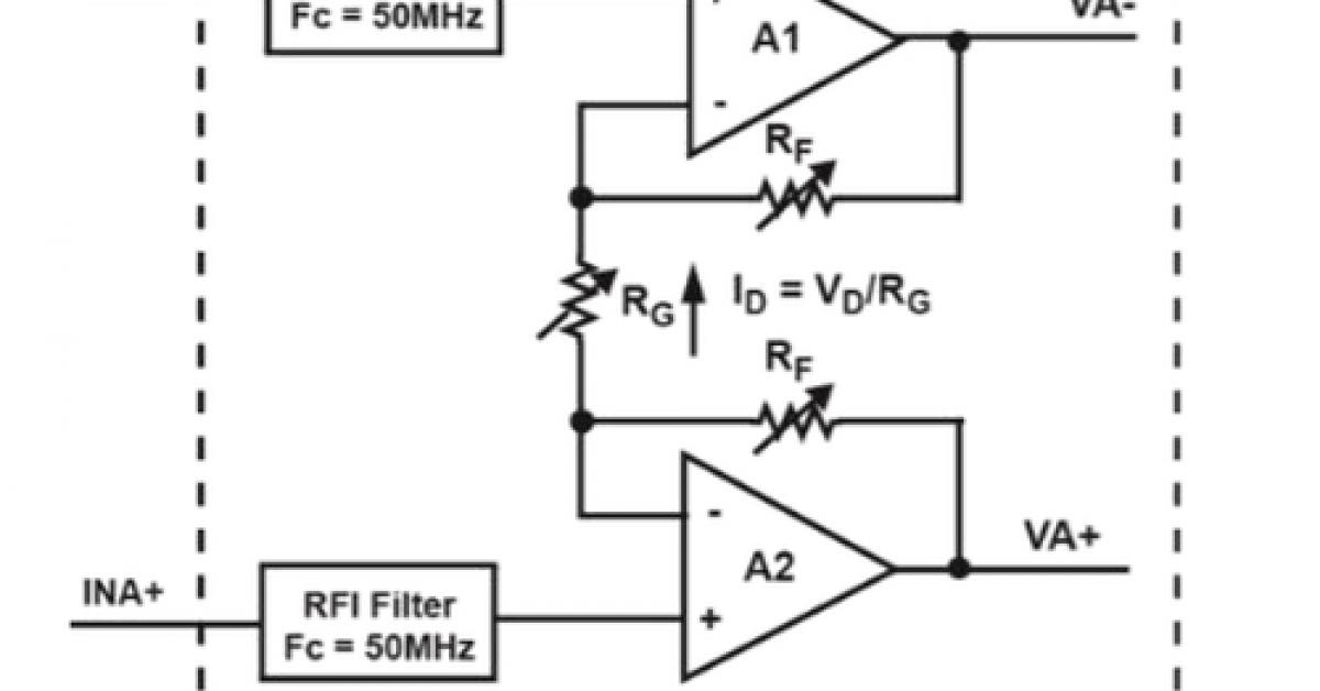 How to Monitor Sensor Health with Instrumentation Amplifiers