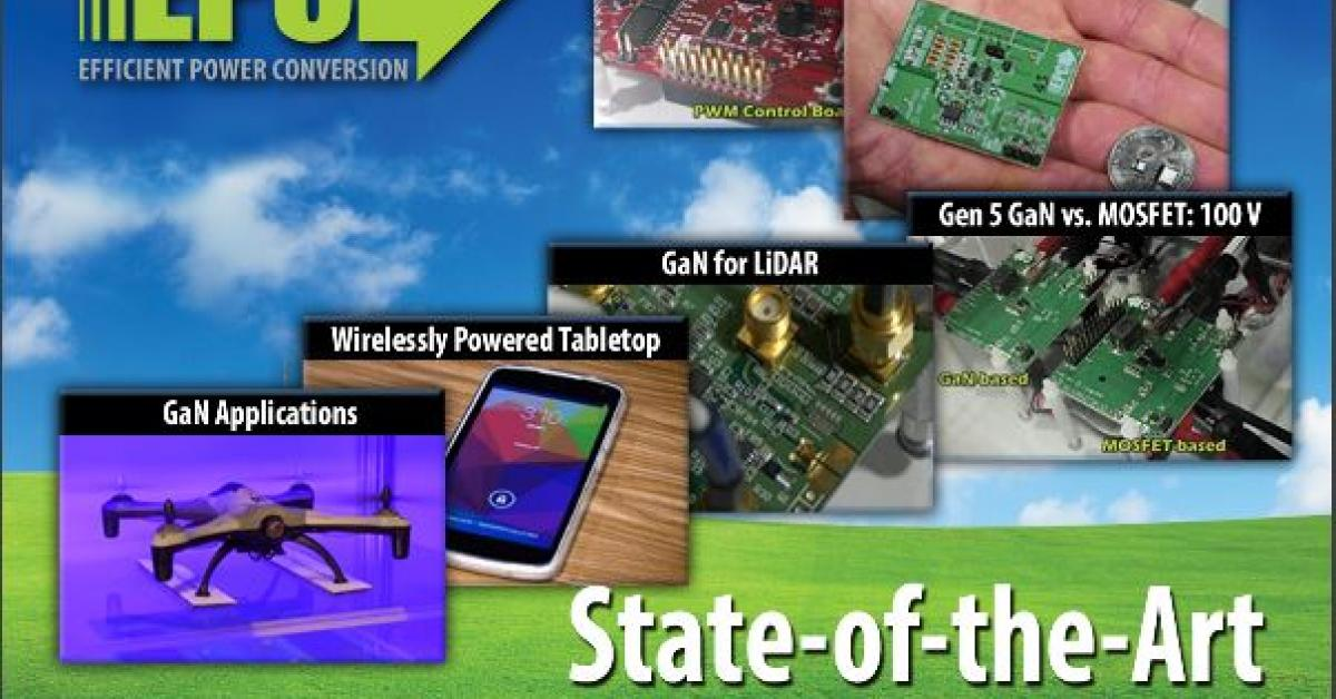 GaN power devices demo'd in end-use applications
