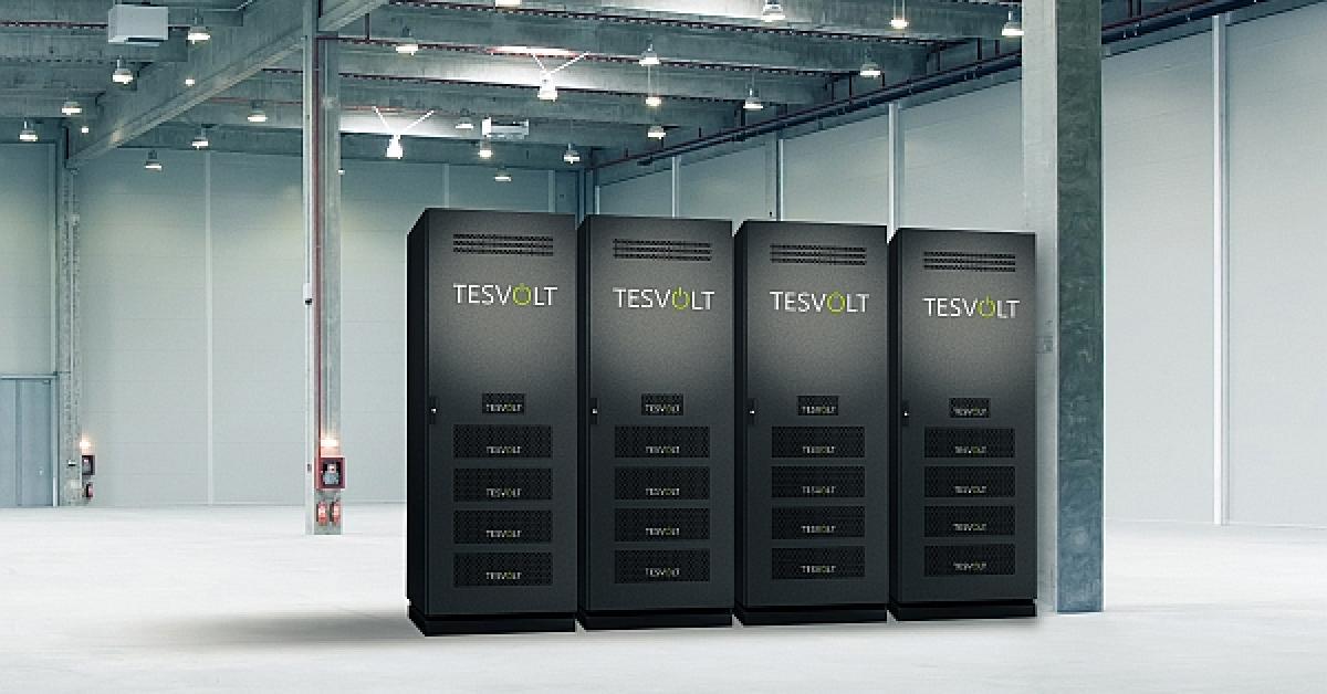 High Voltage Lithium Battery Storage System Uses Samsung