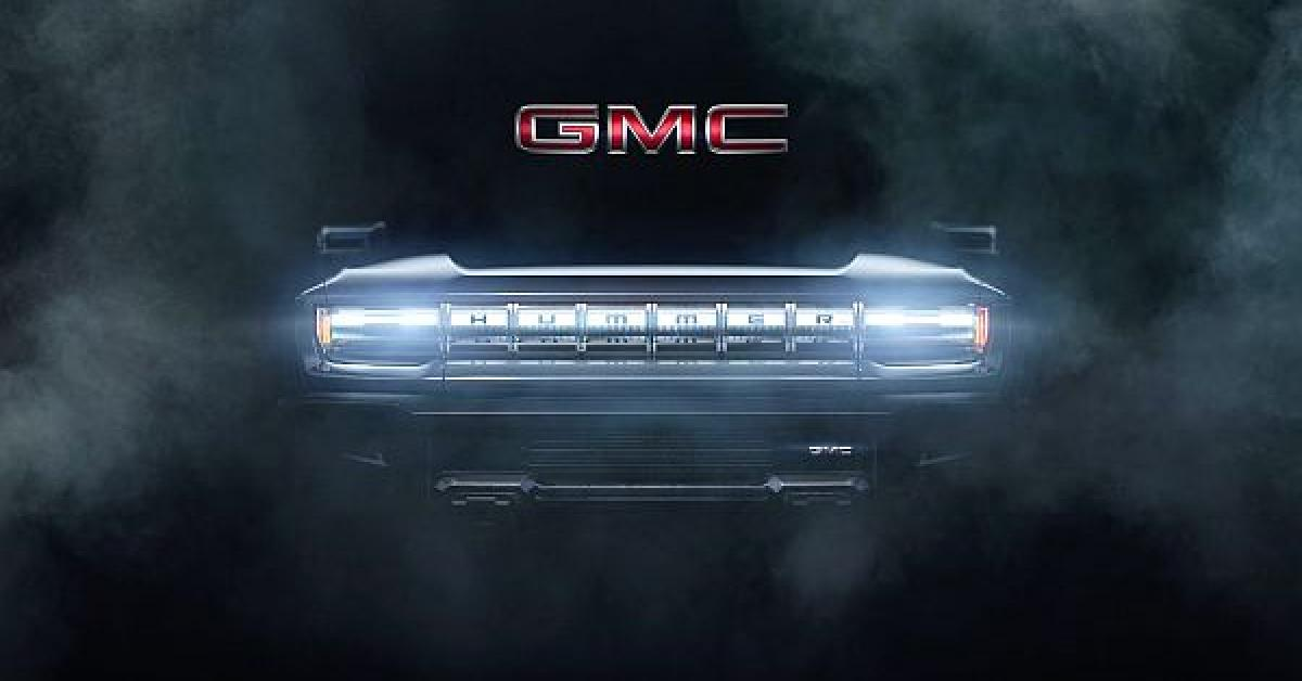 GM introduces all-electric Hummer 'super truck'