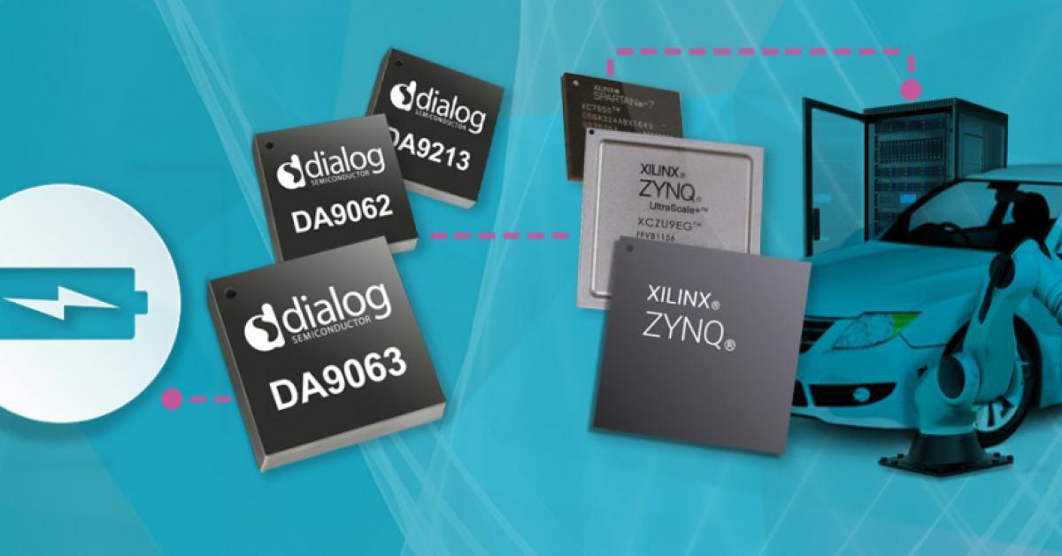 Dialog teams with XIlinx for FPGA power