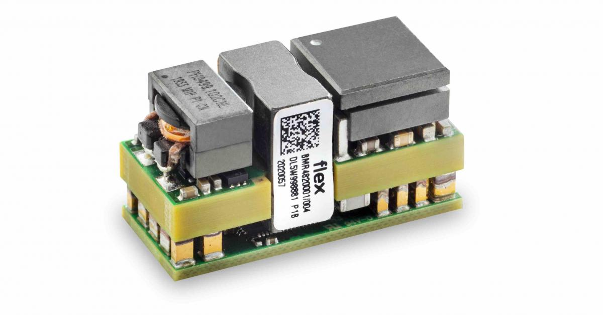 Direct conversion DC-DC converter for data centres
