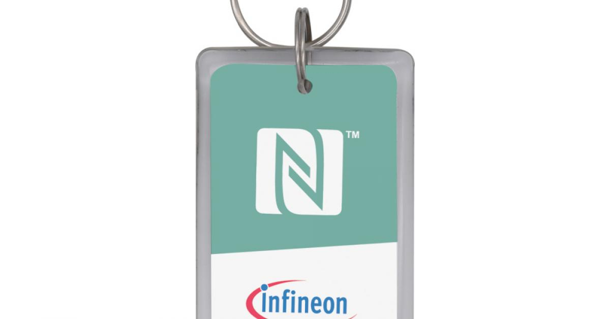Infineon launches first certified NFC Type 4B Tag