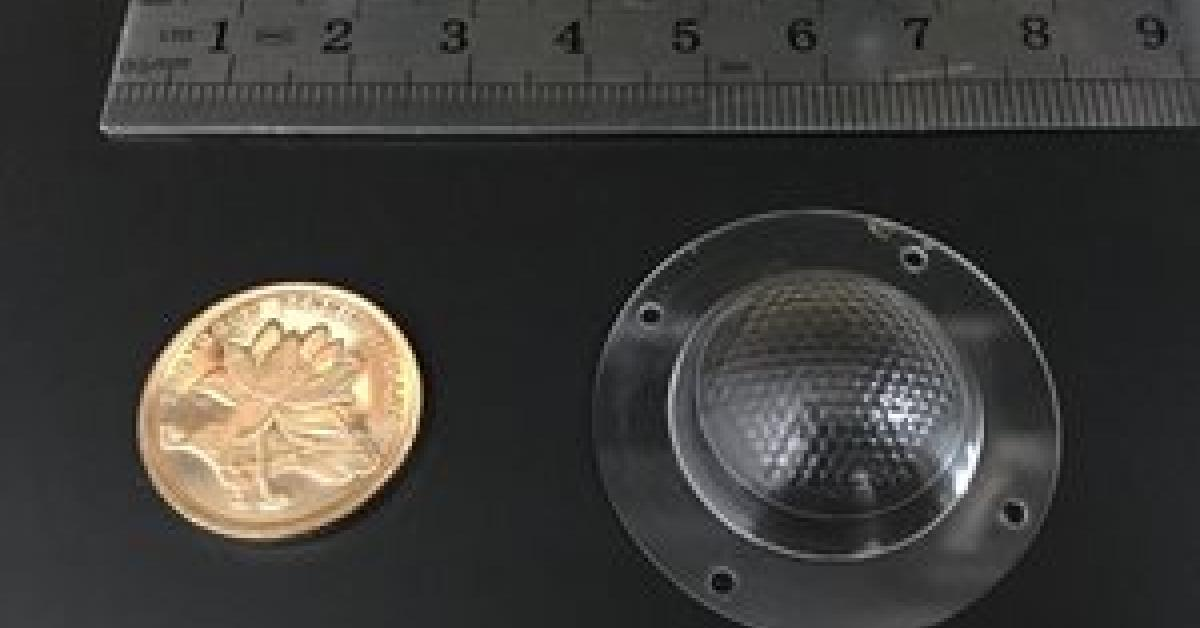 Bio-inspired compound eye to improve 3D object tracking