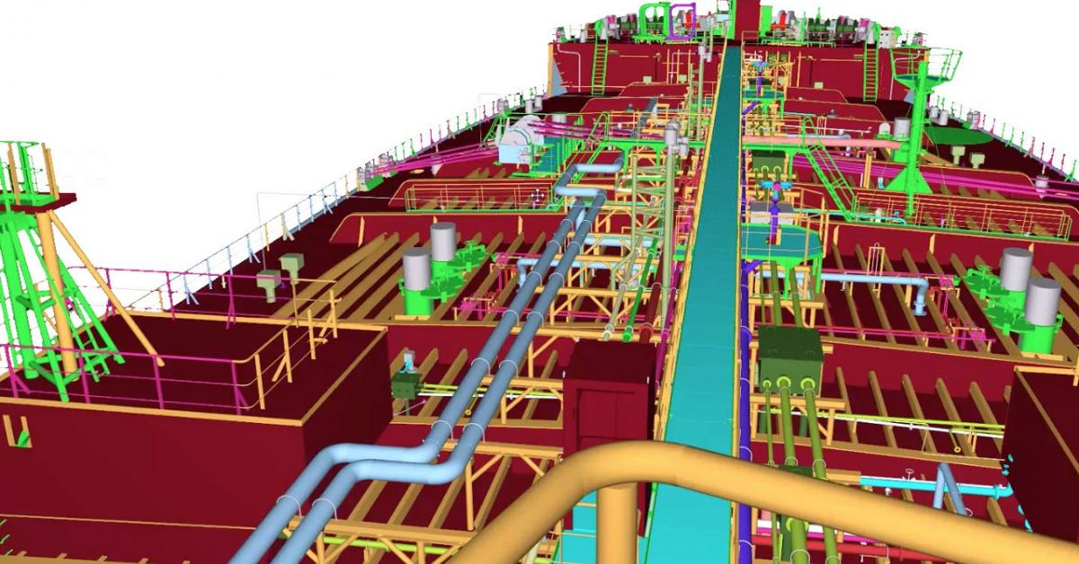 Siemens acquires marine digital twin software