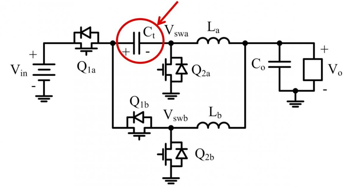 New topology reduces inductor height in ultra-small 12 V