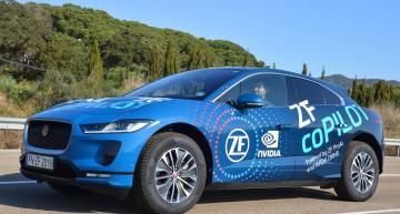ZF Demo car for coPILOT