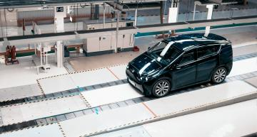 Former Saab factory to produce Sion electric vehicle