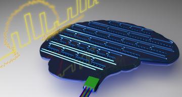 Ordinateur optique clonant le cerveau