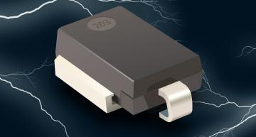TVS diode series is AEC-Q101 compliant