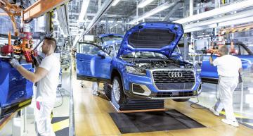 Audi cuts production jobs, hires digital experts