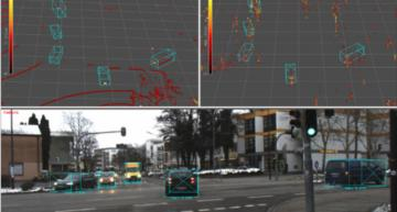 AI to improve automotive radar data quality
