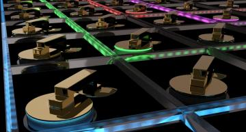 Superfast optical switch for future lidar systems developed