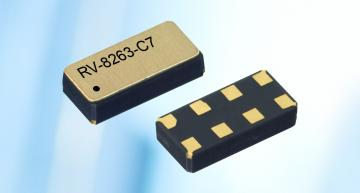 Miniature RTC for cars and IoT applications