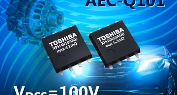 n-Channel MOSFETs target 48V Automotive Applications