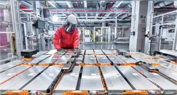 Audi and Umicore launch closed loop for battery raw materials
