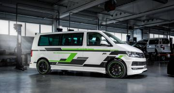 ABT, Schaeffler jointly electrify light commercial vehicles