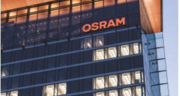 ams rachète le groupe d'éclairage Osram