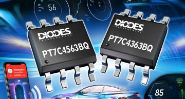Low-standby-current real-time clock chips target infotainment