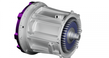 Volabo shrinks 48V intelligent-stator drive motor