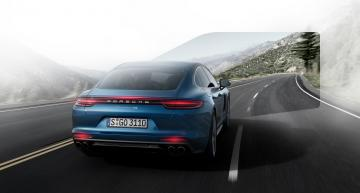 Porsche improves the vision of its cars with Israeli technology