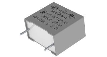 Metallized polypropylene film caps offer high power density for EV applications