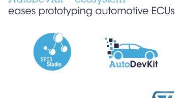 ST speeds automotive electronics development with integrated toolset