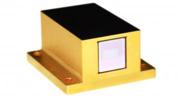 Solid-state lidar laser module excels through a compact design