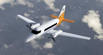 Rising CO2 price makes electric commuter aircraft economical