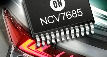 ON Semi rolls automotive LED drivers, current controllers