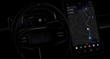 Polestar develops personalized, learning vehicle HMI