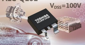 Toshiba Electronics Europe has developed a new family of n-channel power MOSFET, the U-MOS X-H series, with an RDS(on) on-resistance down to 1.92mΩ.