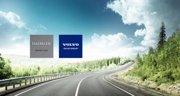 Daimler Truck, Volvo join forces for fuel cell series production
